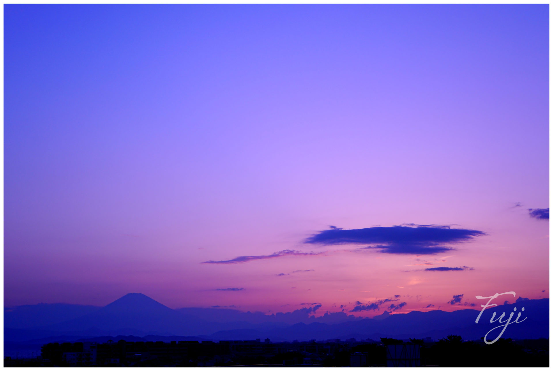 Mount Fuj